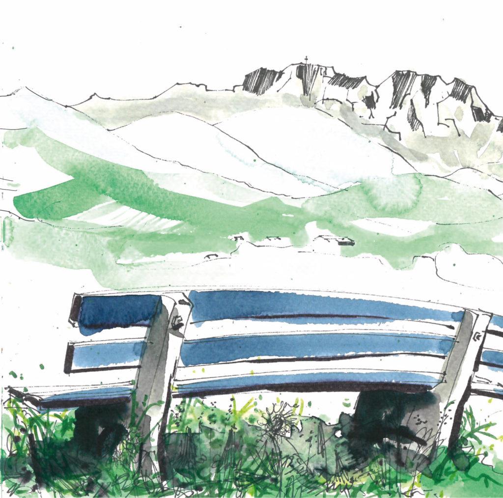 Mountain Sketching Weisham