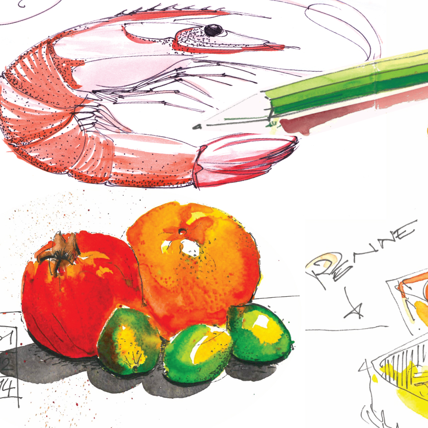 Cook and Draw Kurs