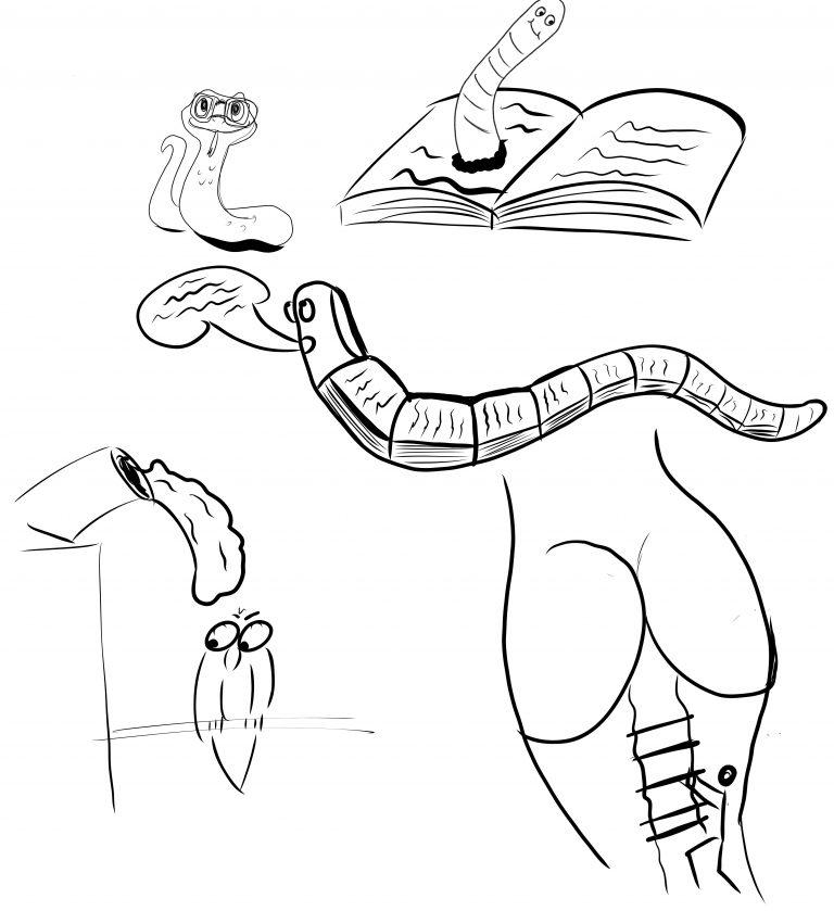 Zeichnung vom Sketchnoting Workshop Symbole erfinden